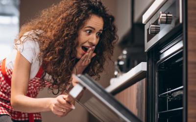 DIY para limpiar tu horno